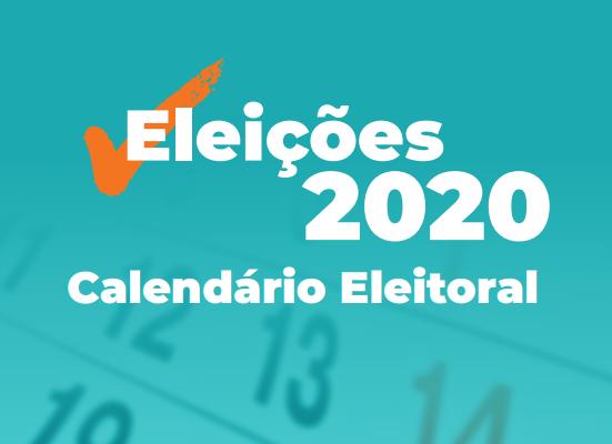 Calendário Eleitoral – Eleições 2020 – Fundação Barão e Visconde ...